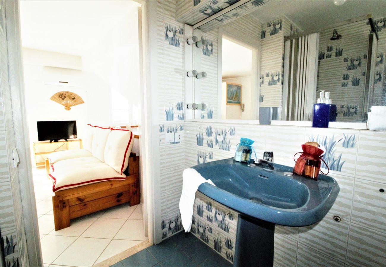 Apartment in Sperlonga - Nice Loft with sea view