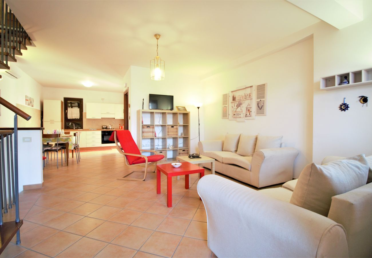 Villa in Sperlonga - Its spaces, its perfect garden for a comfortable holiday