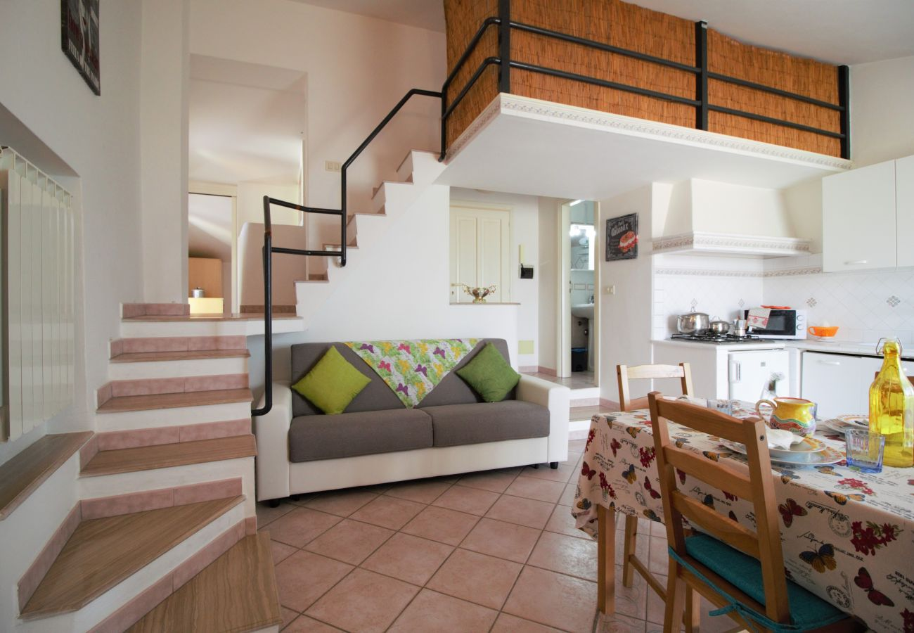 Apartment in Sperlonga - Pretty sea view house for 5 people