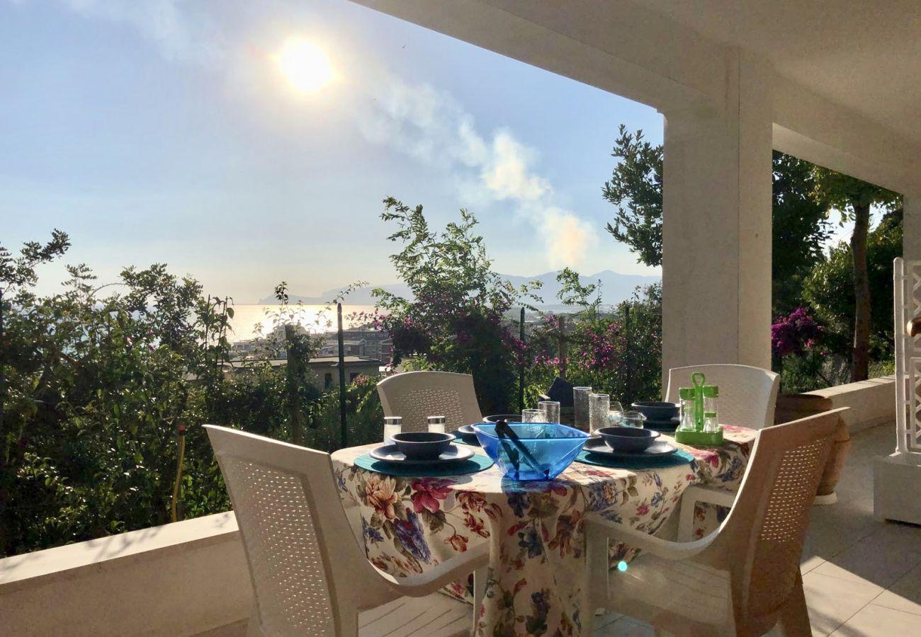 Apartment in Sperlonga - Splendid Panoramic Central